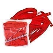 RUSBRAND FS-R №01 Комплект для разметки площадки пляжный волейбол красн/