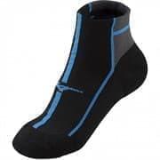 Mizuno COOLING COMFORT MID Носки беговые Черный/темно-серый