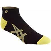 Asics 2PPK LIGHTWEIGHT SOCK Носки беговые легкие (2 пары) Черный/Желтый