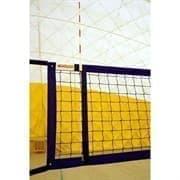 Kv.Rezac 15095029004 Сетка для пляжного волейбола Черный/Синий