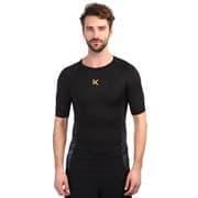Anta BASKETBALL KT Компрессионная футболка Черный/Серый