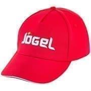 Jogel JC-1701-021 Бейсболка Красный/Белый