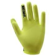 Nike WOMEN'S RALLY RUN GLOVES Перчатки беговые Черный/Желтый
