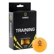 Torres TRAINING 1* (TT0015) Мячи для настольного тенниса
