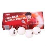 DHS 3** Мячи для настольного тенниса (10 шт)