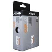 Stiga CUP ABS Мячи для настольного тенниса (6 шт) Белый