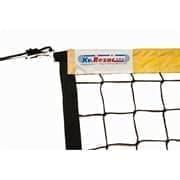 Kv.Rezac 15015898006 Сетка профессиональная для пляжного волейбола Черный/Желтый