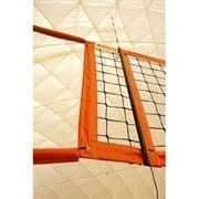 Kv.Rezac 15095029011 Сетка для пляжного волейбола Черный/Оранжевый