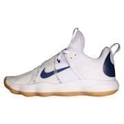 Nike REACT HYPERSET Кроссовки волейбольные Белый/Темно-синий