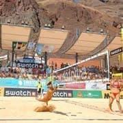El Leon De Oro 14449075001 Сетка для пляжного волейбола