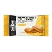 SiS GO ENERGY BAKE БАНАН Запеченный энергетический батончик 50г Желтый