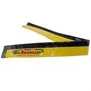 Kv.Rezac 15175206001 Карманы для антенн для сеток пляжного волейбола Желтый/Черный