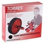 Torres PL5013 Ролик гимнастический двойной