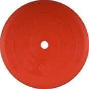 Torres PL504110 Диск обрезиненный 10 кг