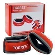 Torres PL607605 Утяжелители на запястье 0,5 кг