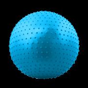 Starfit GB-301 65 СМ Мяч гимнастический массажный Синий