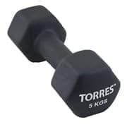 Torres PL55015 Гантель 5 кг