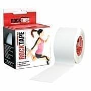 RockTape CLASSIC 5смх5м Кинезиотейп Белый