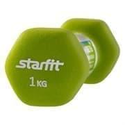 Starfit DB-201 1 КГ Гантель неопреновая