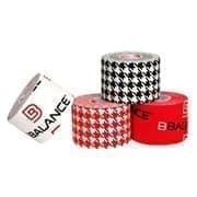 BBTape KINESIO 5смx5м Тейп Гусиные лапки красные