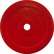 Torres PL50405 Диск обрезиненный 5 кг