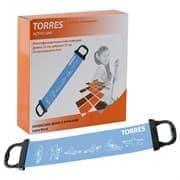 Torres AL0025 Эспандер латексная лента с ручками