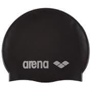 Arena CLASSIC SILICONE Шапочка для плавания Черный