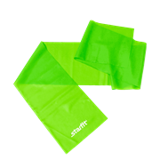 Starfit ES-201 Эспандер ленточный для йоги Зеленый