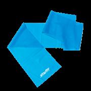 Starfit ES-201 Эспандер ленточный для йоги Синий