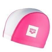 Arena UNIX II JR Шапочка для плавания детская Розовый/Белый