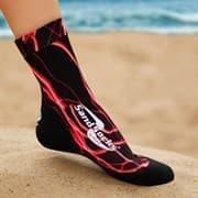 Vincere SAND SOCKS RED LIGHTNING Носки для пляжного волейбола Красный