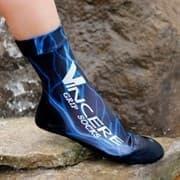 Vincere GRIP SOCKS BLUE LIGHTNING Носки для пляжного волейбола Черный/Синий
