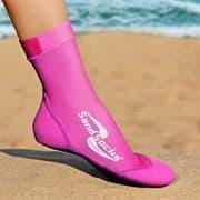 Vincere SAND SOCKS PINK Носки для пляжного волейбола Розовый