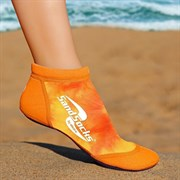 Vincere SPRITES SAND SOCKS ORANGE SUNSET Носки для пляжного волейбола Оранжевый