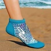 Vincere SPRITES SAND SOCKS SPLASH Носки для пляжного волейбола Голубой/Синий