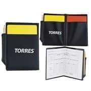 Torres SS1155 Бумажник судьи футбольный