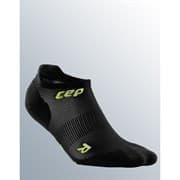 CEP C0UW ULTRALIGHT Носки беговые низкие женские Черный/Салатовый