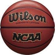 Wilson NCAA REPLICA COMP DEFL (WTB0730XDEF) Мяч баскетбольный