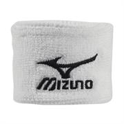 Mizuno 2INCH WRISTBAND (6 PIECE/PAIR) Напульсники Белый/Черный
