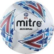 Mitre DELTA REPLICA Мяч футбольный