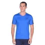 Asics SS TEE INDOOR 2 Футболка игровая волейбольная Синий/Темно-синий