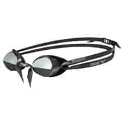 Arena SWEDIX MIRROR Очки для плавания Черный/Серебристый