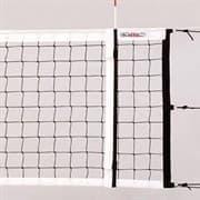 Kv.Rezac 15015898 Сетка профессиональная для пляжного волейбола Черный/Белый