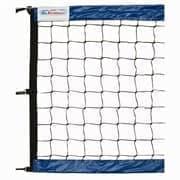 Kv.Rezac 15015898004 Сетка профессиональная для пляжного волейбола Черный/Синий