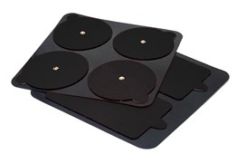 PowerDot PADS Электроды для миостимулятора 2.0 Черный