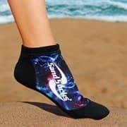 Vincere SPRITES SAND SOCKS NEBULA Носки для пляжного волейбола Черный/Синий