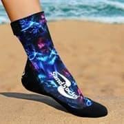 Vincere SAND SOCKS NEBULA Носки для пляжного волейбола Черный/Синий