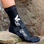 Vincere GRIP SOCKS STRAPPED BLACK Носки для пляжного волейбола Черный