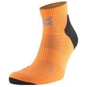 Moretan RUN ULTRALIGHT Носки низкие Оранжевый/Серый