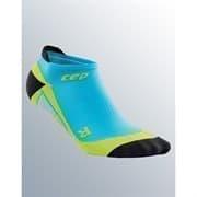 CEP C00M Носки беговые низкие Голубой/Зеленый